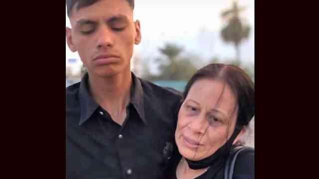 Gracias a una foto, mujer encuentra a hijo desaparecido hace año y medio