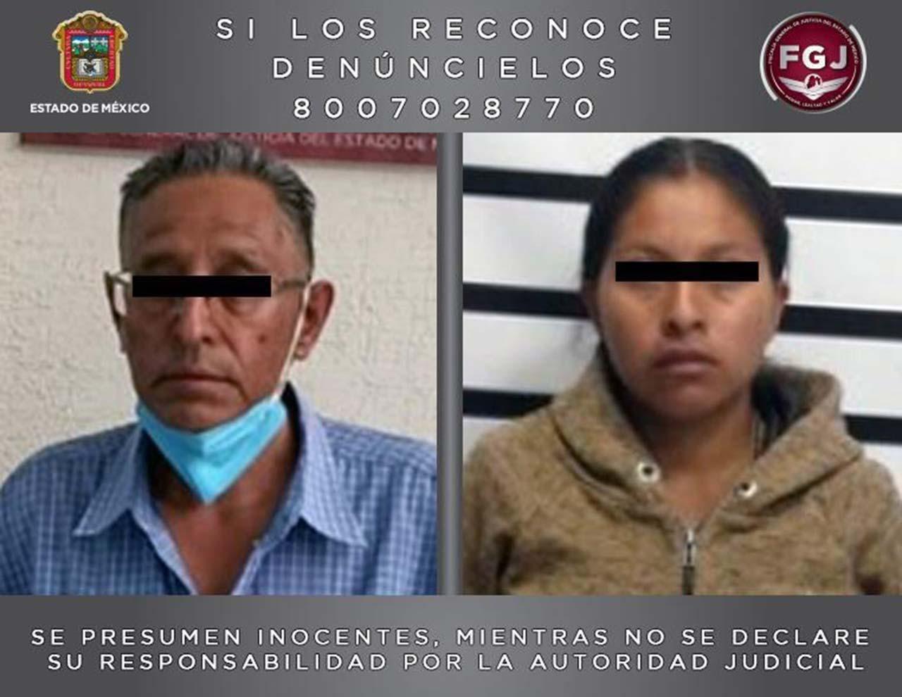 mujer prostituir hija Facebook en Estado de Mexico