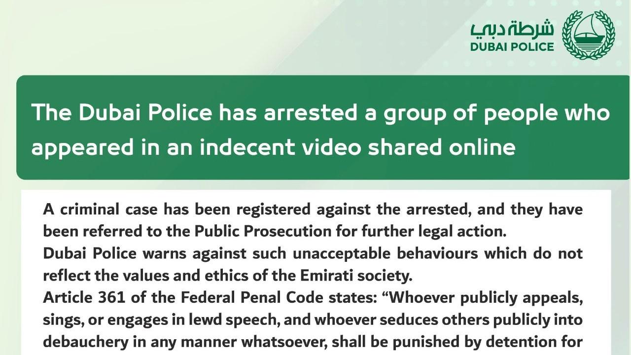 Arrestan Mujeres Desnudaron Balcón Dubai
