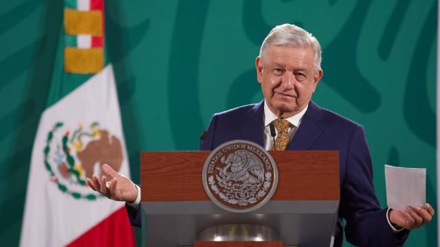 AMLO anunció rifa palco Estadio Azteca