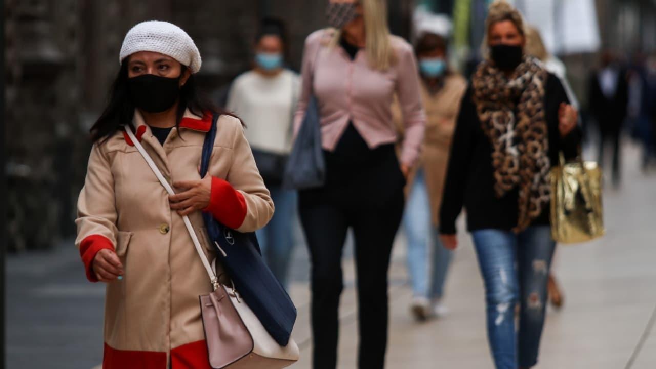 Acoso a mujeres en México