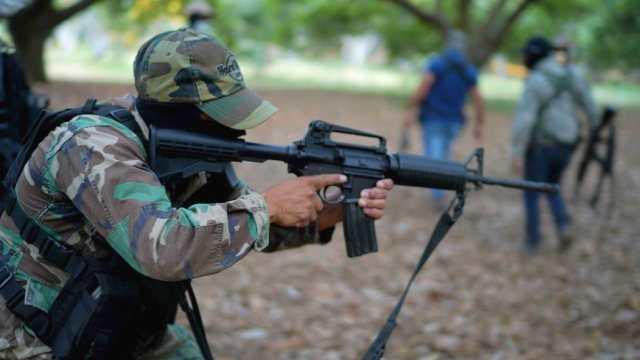 CJNG Guanajuato policías matanza