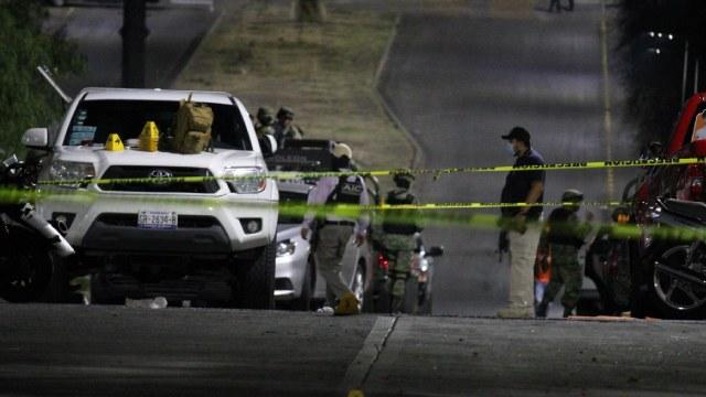 CJNG Cártel de Santa Rosa asesinaron políticos