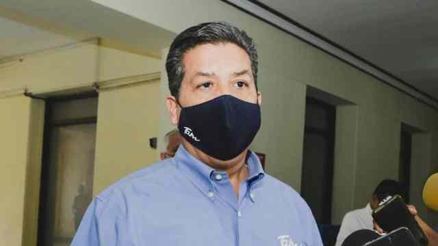 Cabeza de Vaca fuero Congreso Tamaulipas