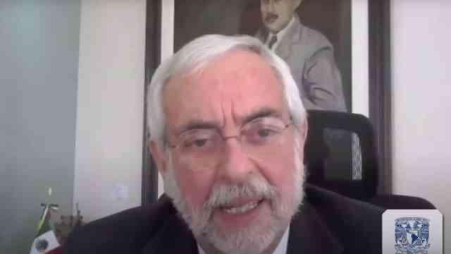 Enrique Graue sociedad patriarcal medio ambiente