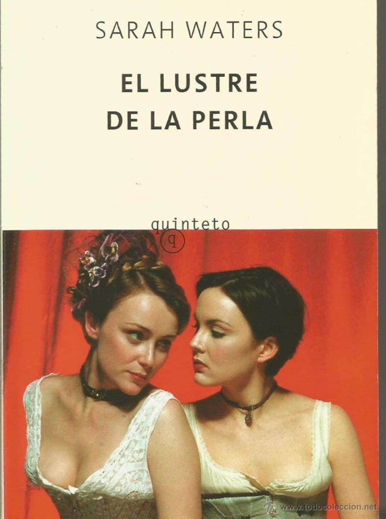 El lustre de la perla Libros LGBT