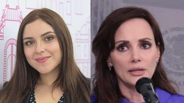 Lilly Téllez y Estefanía Veloz discuten en Twitter sobre certamen Miss Universo