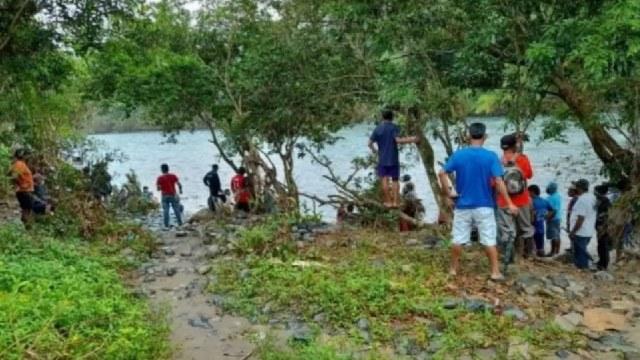 Niños indígenas adultos mayores rescatados de una secta