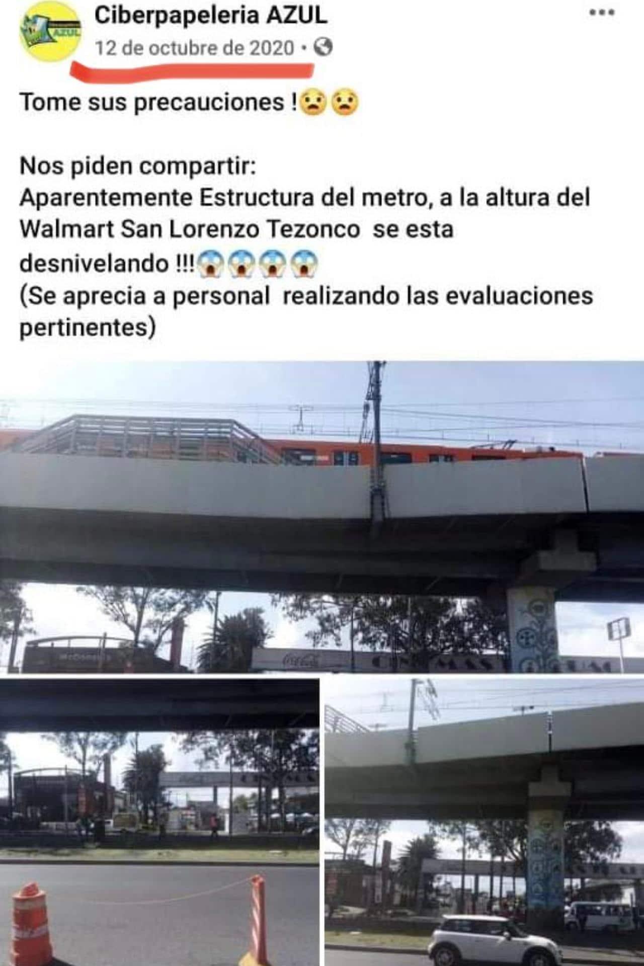 Metro Los Olivos