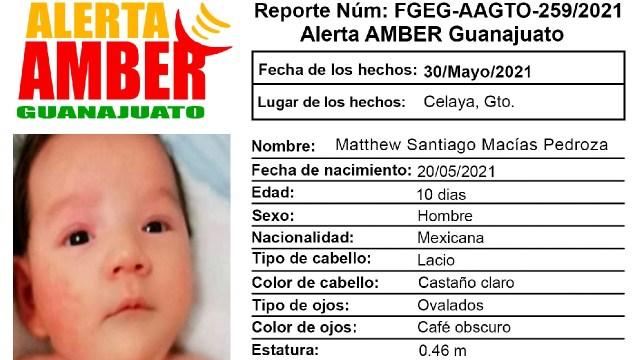 Roban Bebé Carretera Querétaro Celaya Ayuda