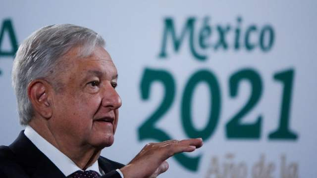 AMLO Todos Vacunados Covid Octubre México