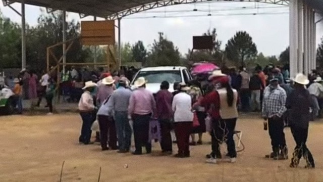 Balacera Zacatecas vacunación covid-19