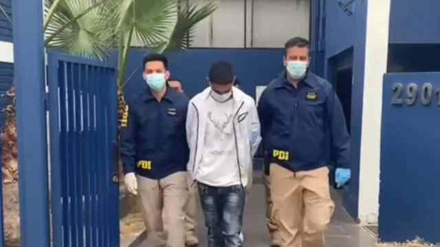 Contrata sicarios asesinar exesposa lo matan Chile