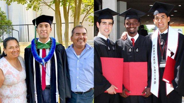 Erick Martínez Juárez mexicano Harvard