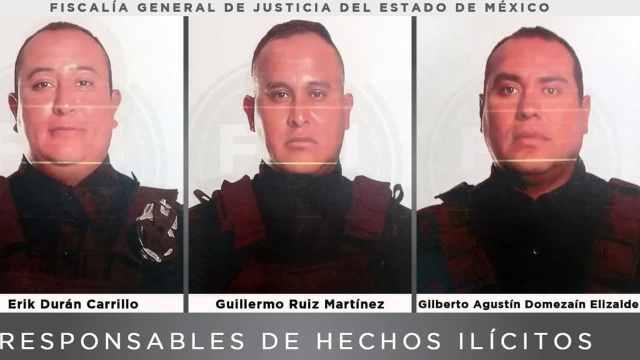 Policias secuestradores Estado de Mexico