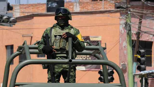 Militares Mexico Golpe Estado WOLA