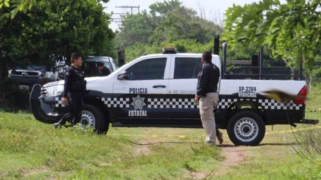 Veracruz Balacera Partido Futbol Atoyac Muertos