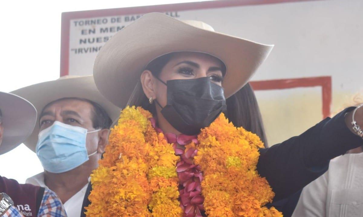 Evelyn Salgado Guerrero Morena Narcotráfico Beltrán Leyva