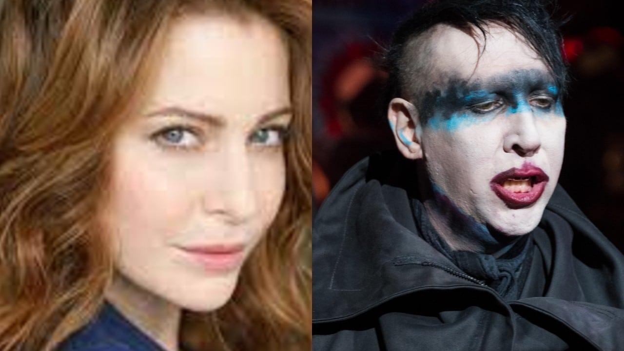 Actriz de 'Game of Thrones' acusó a Marilyn Manson por violación y tortura