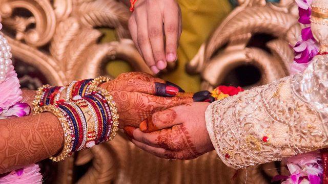 India novia muere hermana casa novio