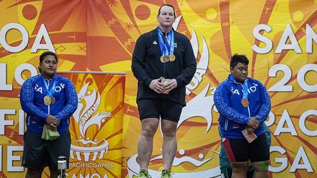 LGBT Laurel Hubbard atleta trans Juegos Tokio