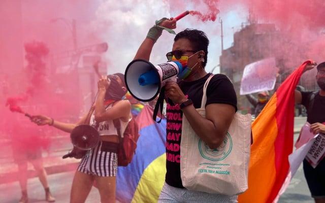 Marcha orgullo LGBT CDMX