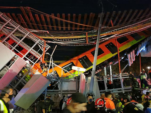 Demanda deudos Linea 12 Metro CDMX