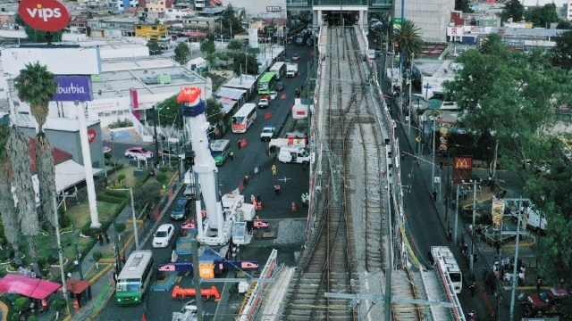 Conductor Metro Línea 12 Accidente CDMX