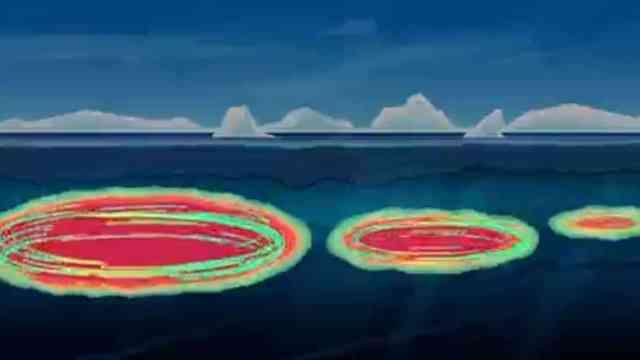 Bombas de calor derriten hielo Artico