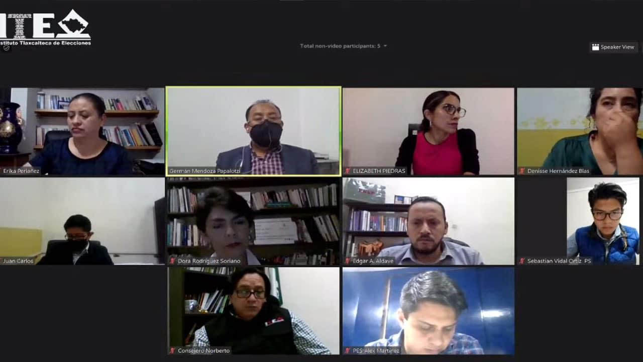 Candidatos Tlaxcala autodescriben mujeres