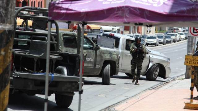 Balacera en Reynosa es investigada
