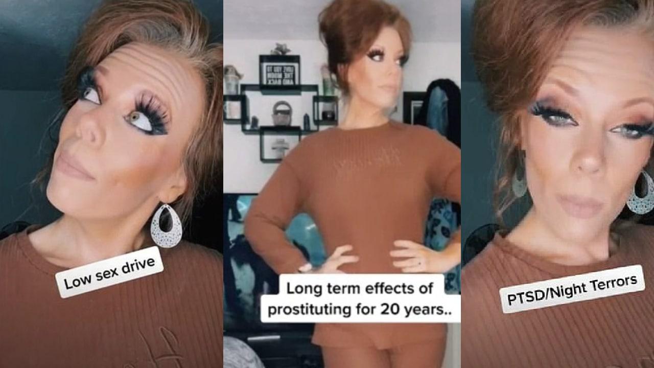 Tik Tok efectos de ejercer la prostitución