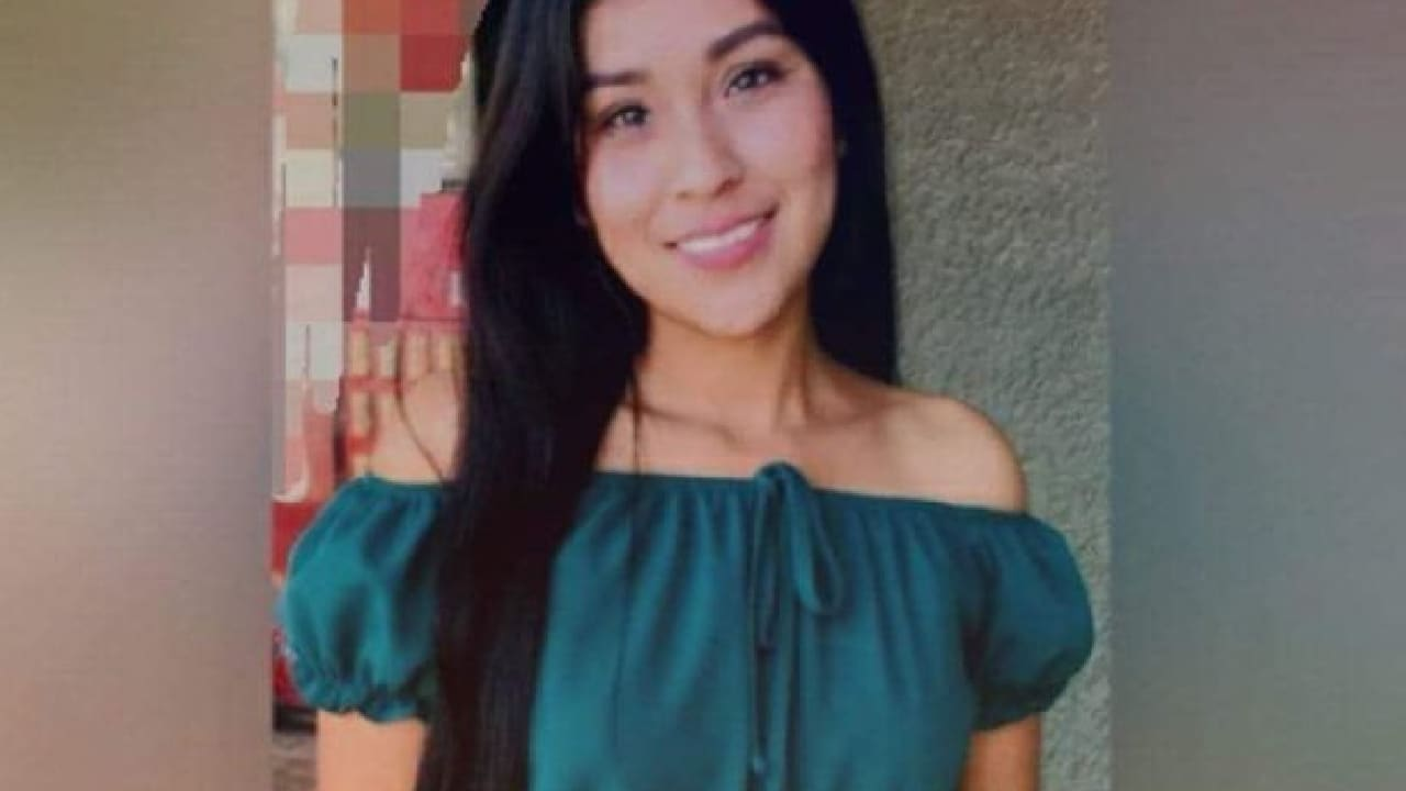 localizaron a Lorena Josefina, hermana del activista Mario Luna