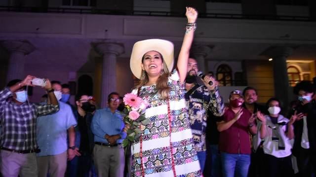 Elecciones 2021 Evelyn Salgado Guerrero