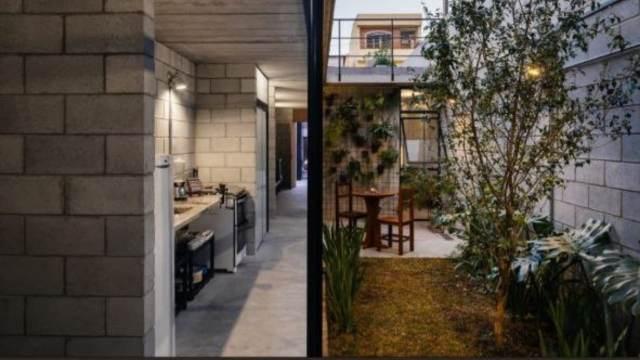 casa es premiada por su arquitectura en Brasi