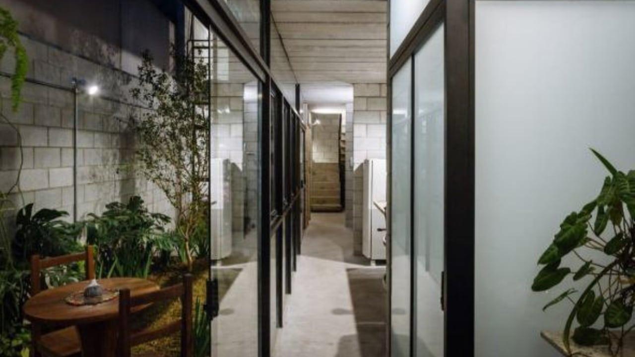 Casa de empleada doméstica es premiada por su diseño