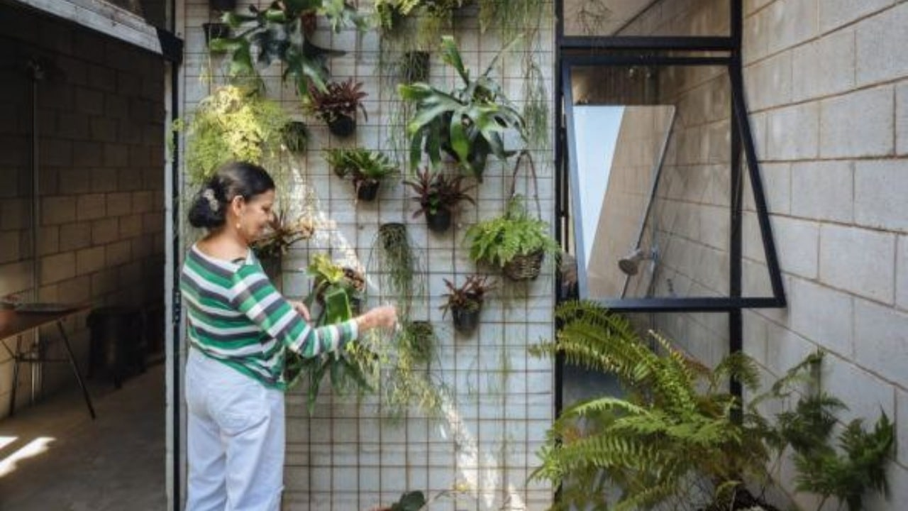 Casa de empleada doméstica gana premio de arquitectura en Brasil