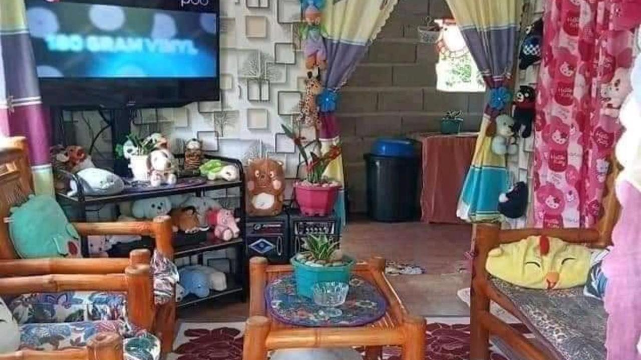 Esta casa se hizo viral por su orden y limpieza