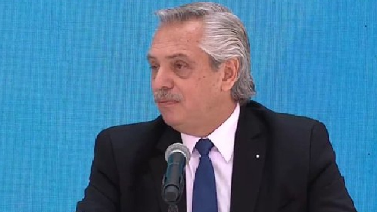 Alberto Fernández dijo alfo racista