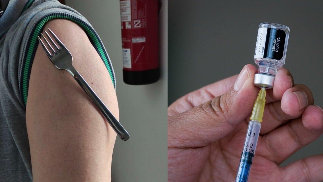 efecto magnético vacuna covid-19