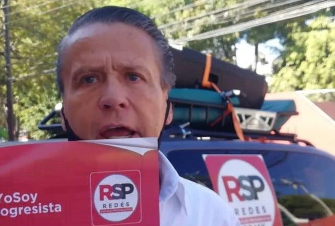 Alfredo Adame Último Lugar Tlalpan Elecciones 2021