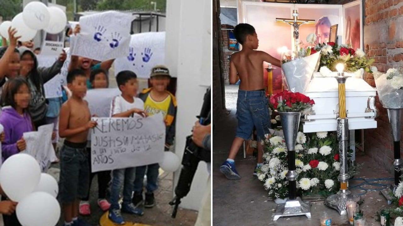 Policía Irapuato asesina menor