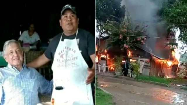 Asesinan dueño birriería AMLO 2019