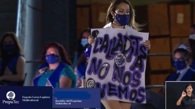Alumnas Tec de Monterrey Denuncian Abuso Sexual Graduación