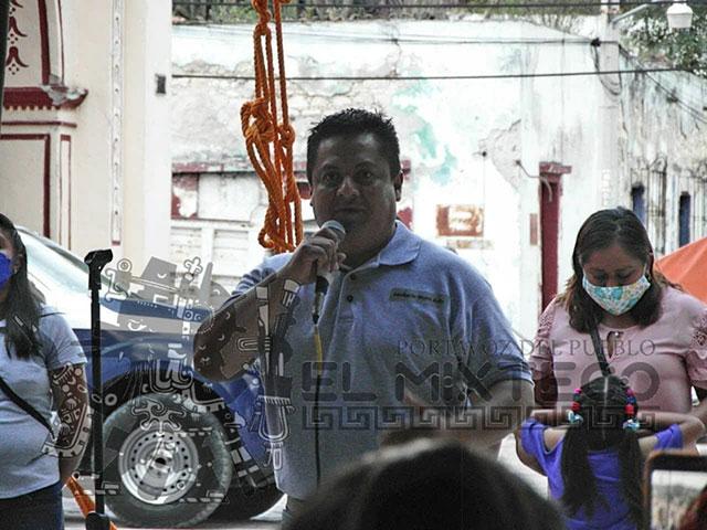 Adalberto Reyes el candidato sin registro que ganó en Oaxaca