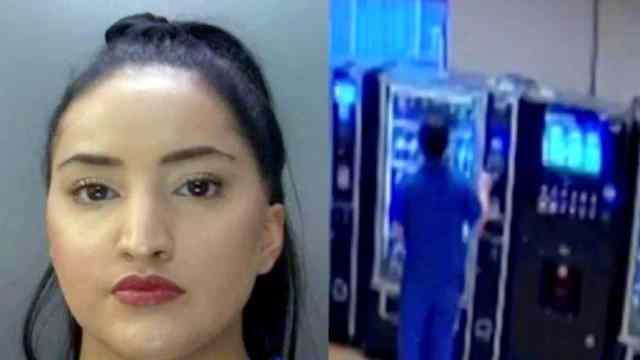 Enfermera roba tarjeta paciente fallecida