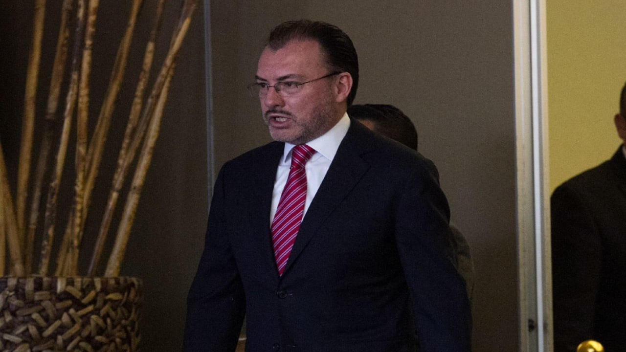 SFP inhabilita a Luis Videgaray
