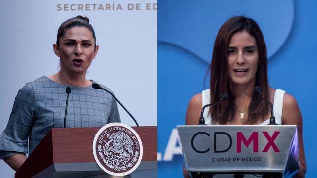 Paola Espinosa denuncia Ana Guevara Conade