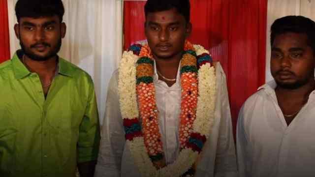 Video India boda Socialismo Leninismo Comunismo