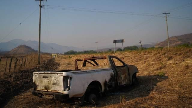 desplazamiento forzado mexicanos 2020
